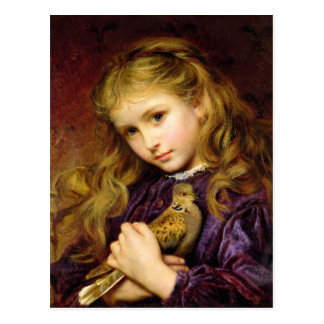 The Turtle Dove by Sophie Anderson Post Cards