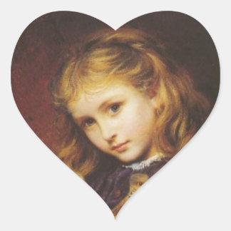 The Turtle Dove Heart Sticker