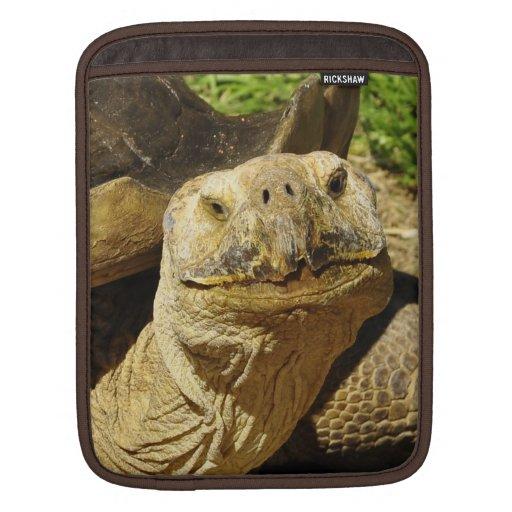 The Turtle's Smile iPad Sleeve