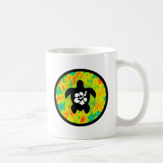 THE TURTLES VOYAGE COFFEE MUG