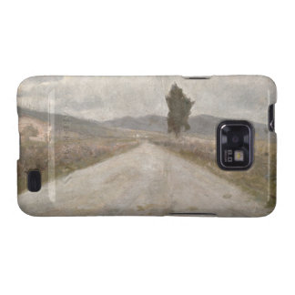 The Tuscan Road, c.1899 (board) Samsung Galaxy SII Covers