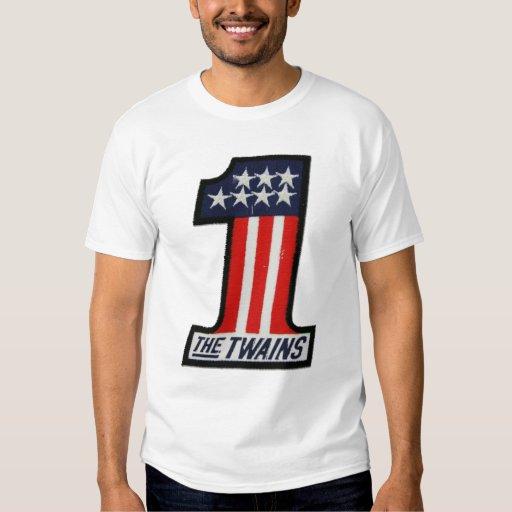 The TWAINS 1 Up Shredded T-Shirt! T-Shirt
