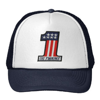 The TWAINS 1 Up Trucker Hat!