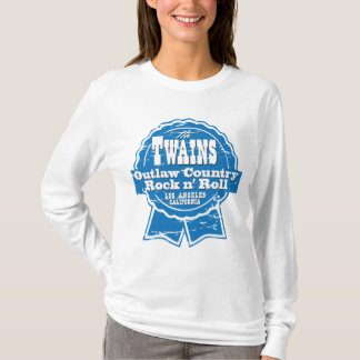 The TWAINS beer drinkin' Lady's Hoody! T-Shirt