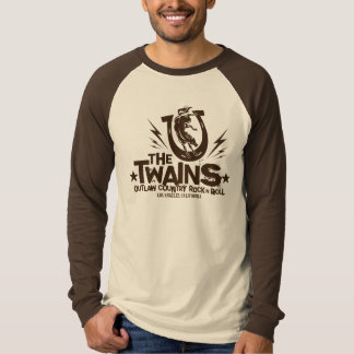 The Twains Crazy Horse Long Sleeve T-Shirt! Shirt