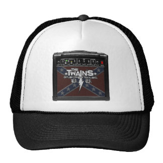 The TWAINS Dixie Amp Trucker Hat!