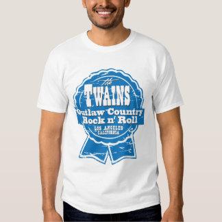 The TWAINS drinkin' T-Shirt! Tee Shirt