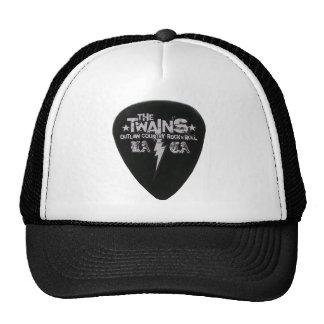 The TWAINS Guitar Pic Trucker Hat!
