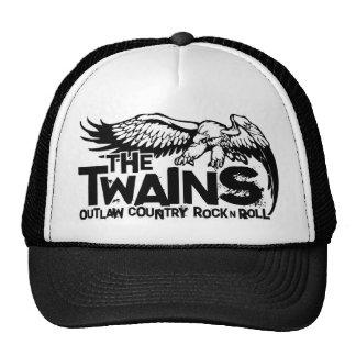 The TWAINS Screamin' Eagle Trucker Hat! Trucker Hat