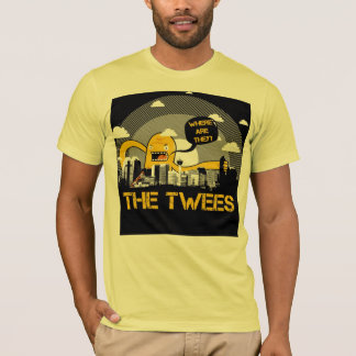 The Twees Fitted t-shirt