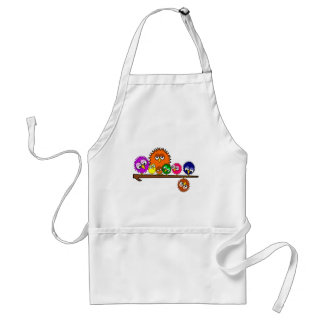 The Tweet Family Adult Apron