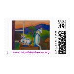 The Tweevils - Pinky & Bleu Stamps