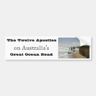 The Twelve Apostles Bumper Sticker