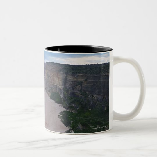 The Twelve Apostles, Great Ocean Road 2 Two-Tone Coffee Mug