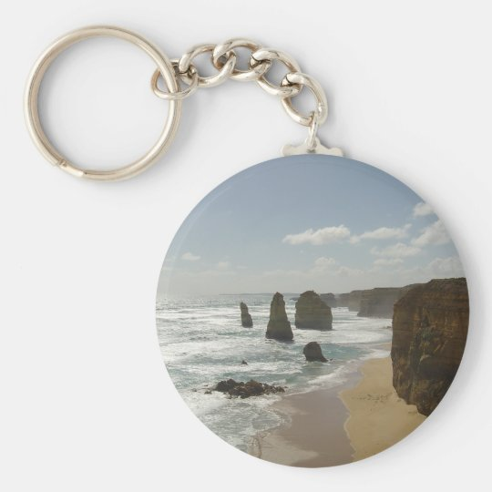 The Twelve Apostles Keychain