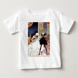 The Twelve Dancing Princesses by Kay Nielsen Baby T-Shirt