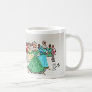 The Twelve Days of Christmas Coffee Mug