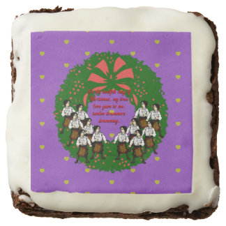 The Twelve Days of Christmas Collection: Day 12 Brownie