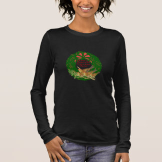 The Twelve Days of Christmas Collection: Day Four Long Sleeve T-Shirt