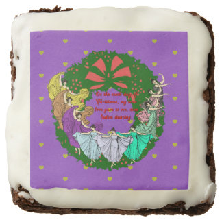 The Twelve Days of Christmas Collection: Day Nine Chocolate Brownie