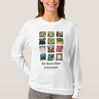 The Twelve Days of Christmas Shirt