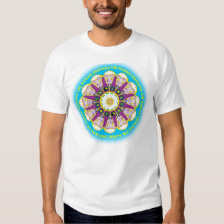 The Twelve Faces of Babaji with Mantra Shirts