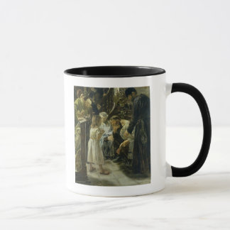 The Twelve-Year-Old Jesus in the Temple, 1879 Mug