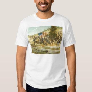 The Twentieth Maine by H. Charles McBarron T-Shirt