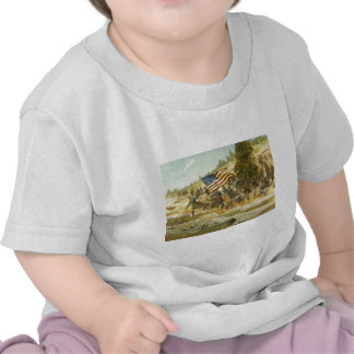 The Twentieth Maine by H Charles McBarron Tee Shirts