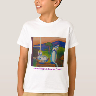 The Twevils - Pinky & Bleu Kids T-shirt