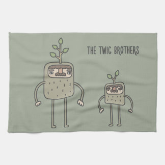 The Twig Brothers Kitchen Towels