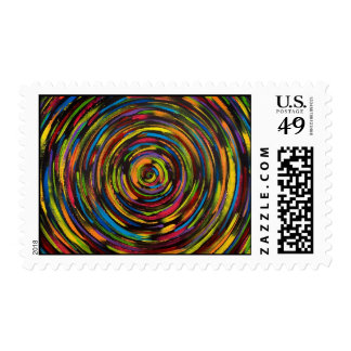 The Twilight Zone (on crack) Postage