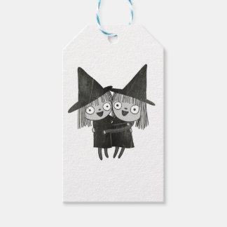 the twin witches gift tags