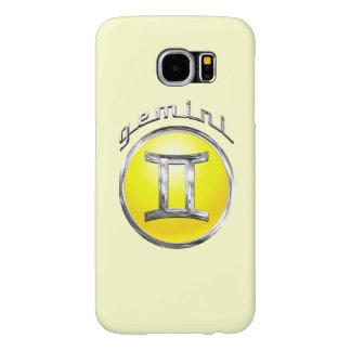 The Twins | Gemini Zodiac Symbol Samsung Galaxy S6 Case