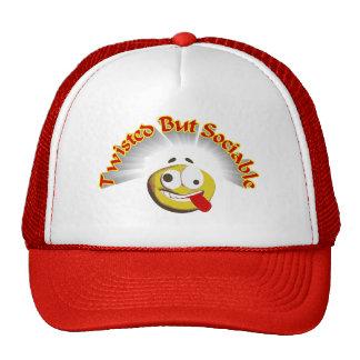 The Twist Trucker Hat