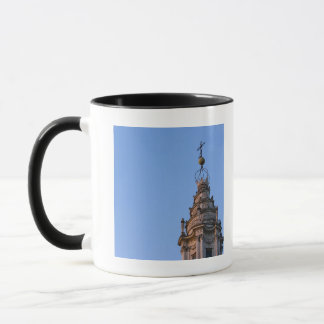 The twisted spiral tower of the Sant'Ivo alla Mug