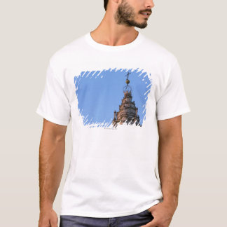 The twisted spiral tower of the Sant'Ivo alla T-Shirt