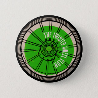 The Twisted Wheel Club Pinback Button