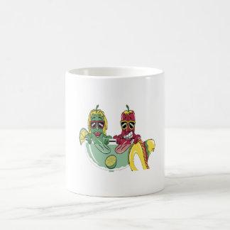 The Two Amigos Coffee Mug