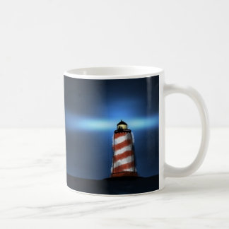 The Two and the Lighthouse Coffee Mug