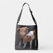 The Two Baby Pigs Crossbody Bag