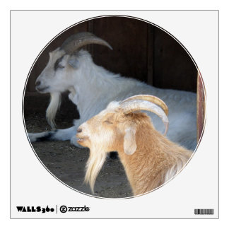The Two Billy Goats Gruff Wall Decal