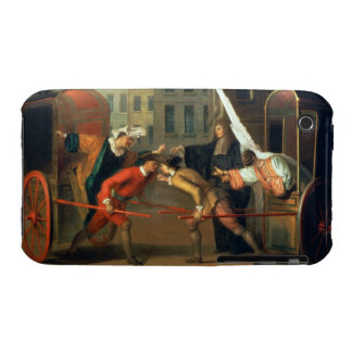 The Two Coaches, a scene added to the comedy 'The iPhone 3 Case-Mate Case