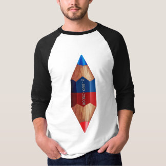 The Two-Color Stubbie T-Shirt