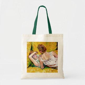 The Two Friends by Henri de Toulouse-Lautrec Tote Bag