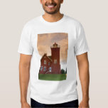 The Two Harbors Lighthouse overlooking Agate Bay T-Shirt