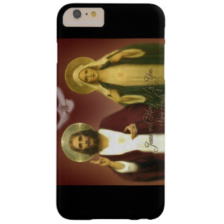 THE TWO HEARTS BY EKLEKTIX, BARELY THERE iPhone 6 PLUS CASE