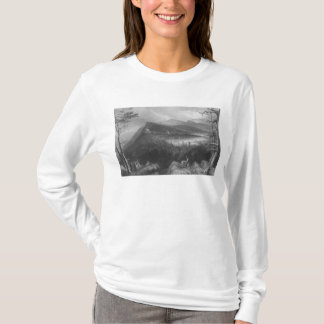 The Two Lakes and the Mountain House T-Shirt