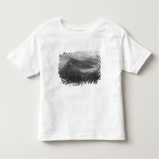 The Two Lakes and the Mountain House Toddler T-shirt