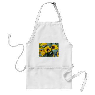 The two of us adult apron